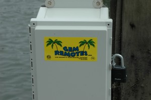 gem boat lift remote