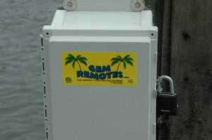 gem boat lift remote