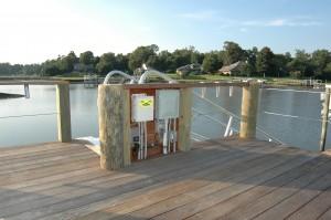 boat lift control box and panel box