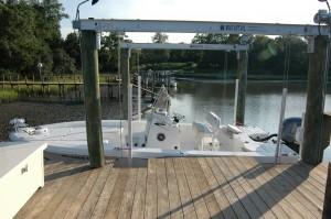 10k boat lift
