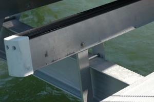 aluminum bunks
