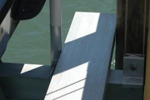 aluminum walk board